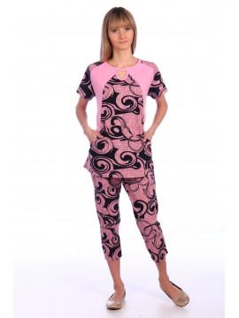 Комплект женский кулирка 3.109 розовый