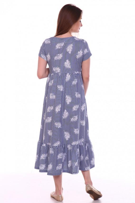 Платье женское 8.109 полоска